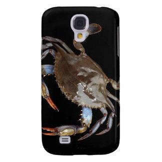 Blue Crab Samsung Galaxy S4 Case