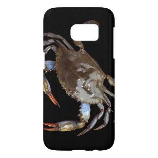 Blue Crab Samsung Galaxy S7 Case
