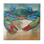 Blue Crab Tile