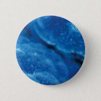 blue crack stone button