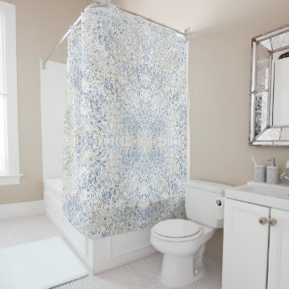 Cream Shower Curtains Zazzle