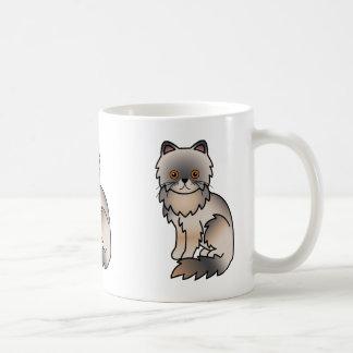 Blue Cream With Copper Eyes Persian Cat Mug