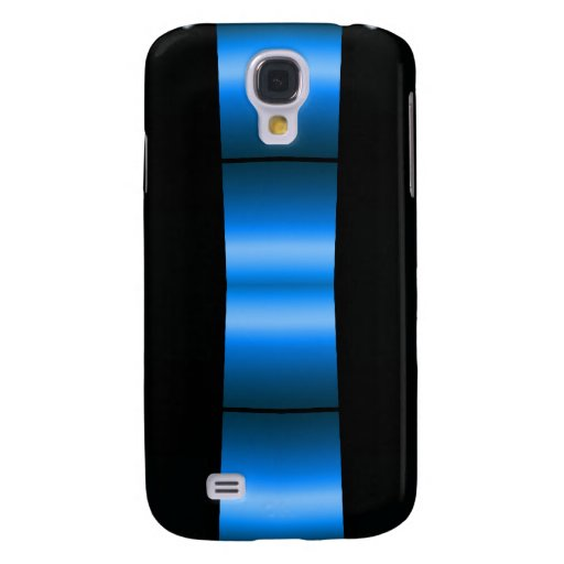 Blue create your own  samsung galaxy s4 cases