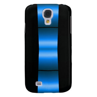 Blue create your own  samsung s4 case
