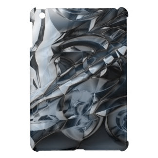 Blue Crome Cover For The iPad Mini