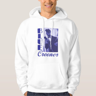 Blue Crooner Lite Hoodie (unisex)