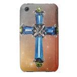 Blue Cross Blackberry Curve Case-Mate Case iPhone 3 Case-Mate Case