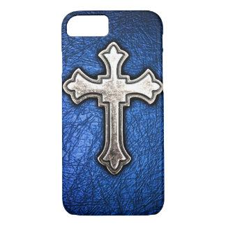 Blue Cross iPhone 8/7 Case