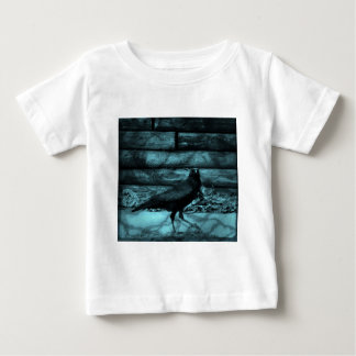 Blue Crow Shadows Baby T-Shirt
