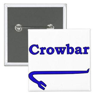Blue crowbar pins