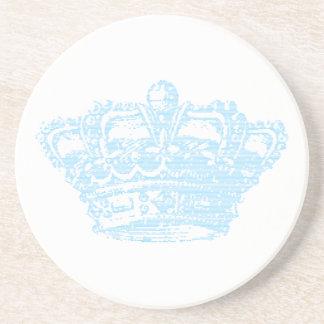 Blue Crown Coasters