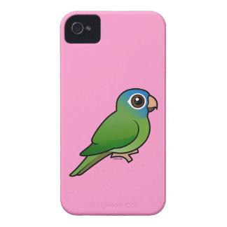 Blue-crowned Conure iPhone 4 Case-Mate Case