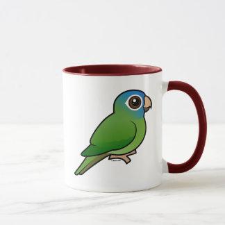 Blue-crowned Conure Mug