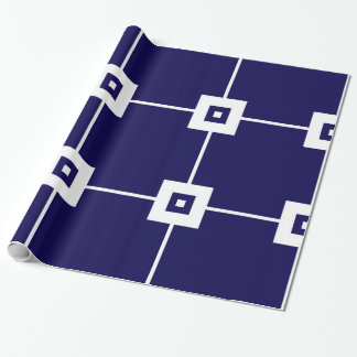 Blue Crush No. 4 Wrapping Paper