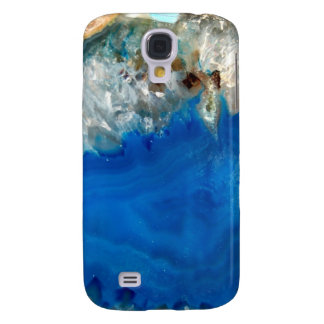 blue crystal galaxy s4 cover