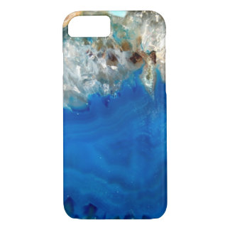 blue crystal iPhone 8/7 case