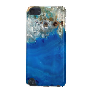 blue crystal iPod touch (5th generation) case