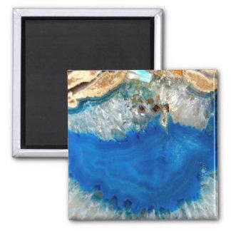blue crystal magnet