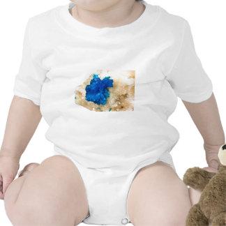 Blue Crystal Rock Hound Collector Gemology Bodysuits