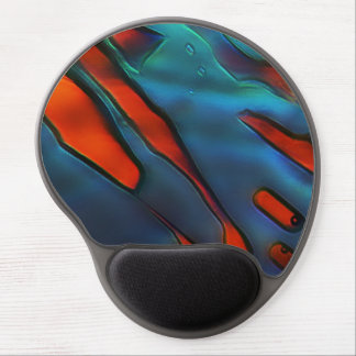 Blue Crystals, Copper Sulfate Gel Mouse Pad