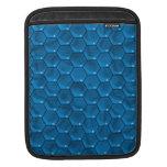 Blue Cube iPad Sleeve