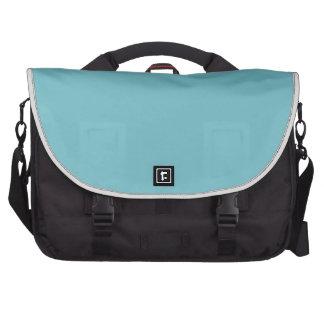 Blue Curacao  Elegant Fashion Color Commuter Bag