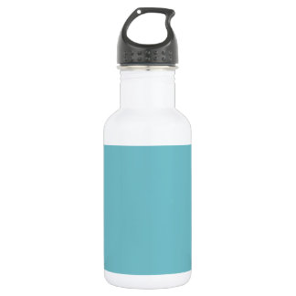 Blue Curacao  Elegant Fashion Color Stainless Steel Water Bottle
