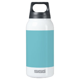 Blue Curacao  Elegant Fashion Color Thermos Water Bottle