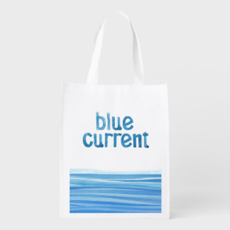 Blue Current Brewery - Sake Label Tote