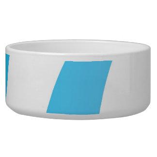 Blue Curves Design Bowl