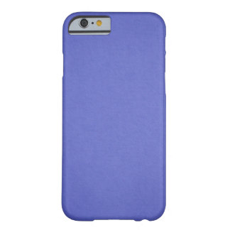 Blue Custom Case-Mate Barely There iPhone 6 Case