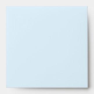 Blue Custom Envelope