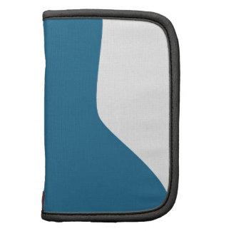 Blue Customer Service Sales Representative Icon Planner