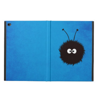 Blue Cute Fluffy Dazzled Bug Character Powis iPad Air 2 Case