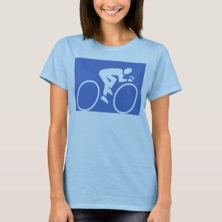 Blue Cycle Shirt