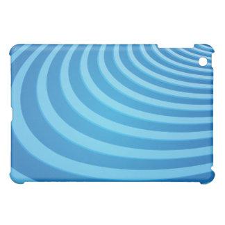 Blue Cycles iPad Mini Cover