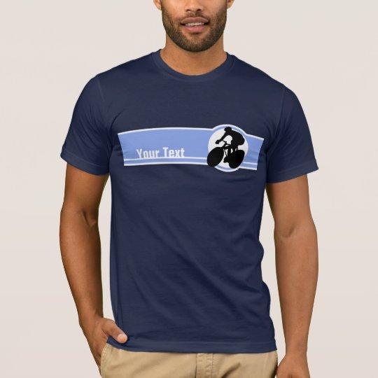 Blue Cycling T-Shirt