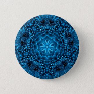 BLUE DAHLIA BUTTON