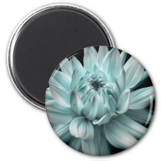 Blue Dahlia Corona Magnet