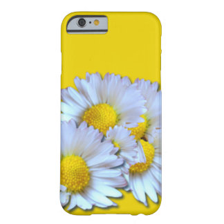 Blue Daisies Barely There iPhone 6 Case