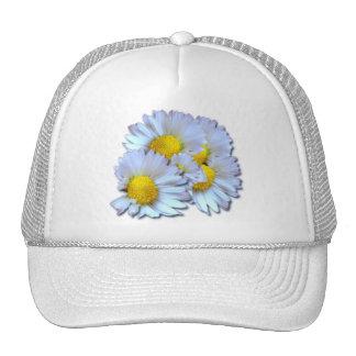Blue Daisies Trucker Hat