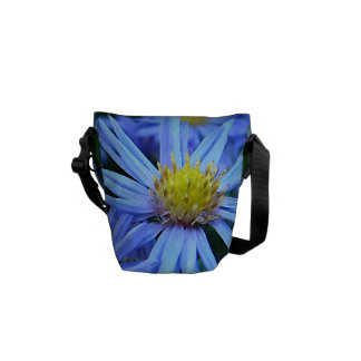 Blue Daisies Courier Bags