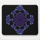 Blue Daisies Mousepad