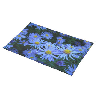 Blue Daisies Placemats