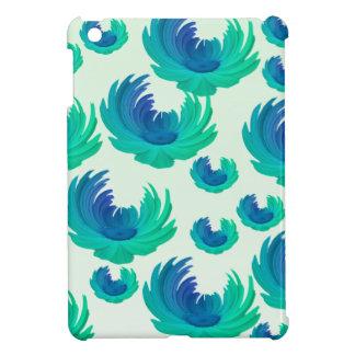 Blue Daisy Floats iPad Mini Case