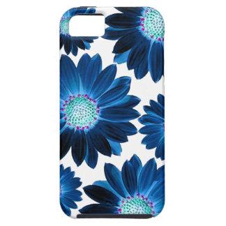 Blue Daisy iPhone SE/5/5s Case
