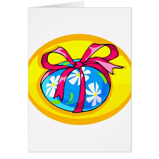 blue daisy wrapped easter egg yellow oval.png card