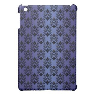Blue Damask Designer  iPad Mini Cases