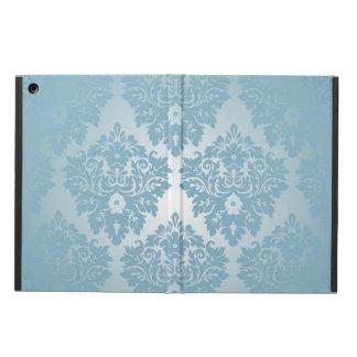 Blue Damask iPad Air Case