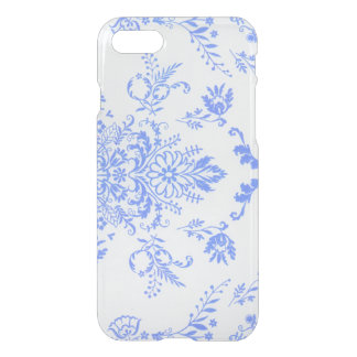 Blue Damask iPhone 8/7 Case